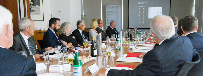 Boardroom Lunch: Risk Culture and the role of Boards